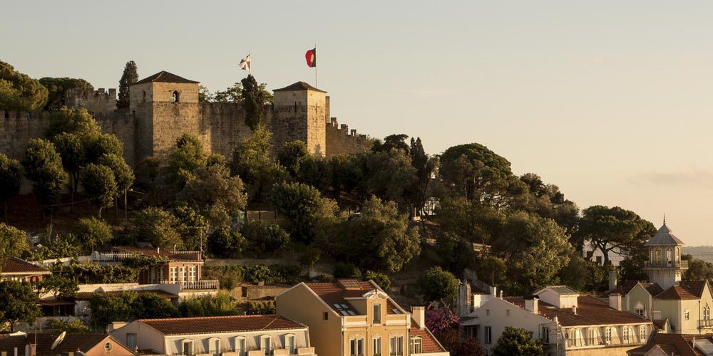 Qué ver en Lisboa - Castillo de San Jorge