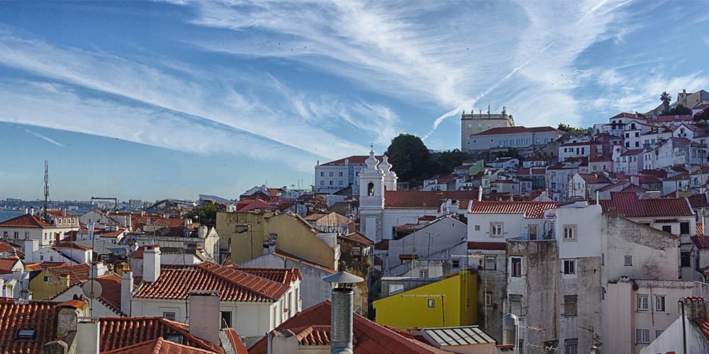 Qué ver en Lisboa - Miradores de Lisboa