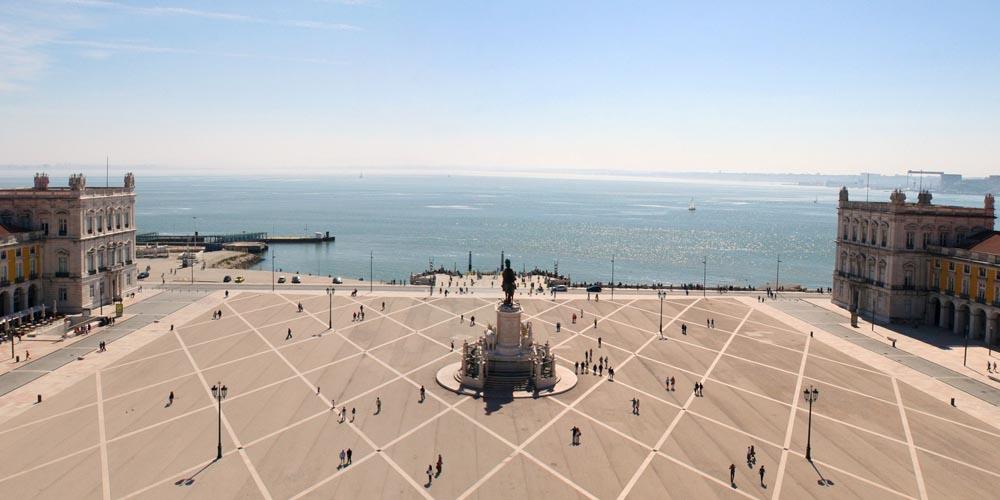 Qué ver en Lisboa - Plaza del Comercio