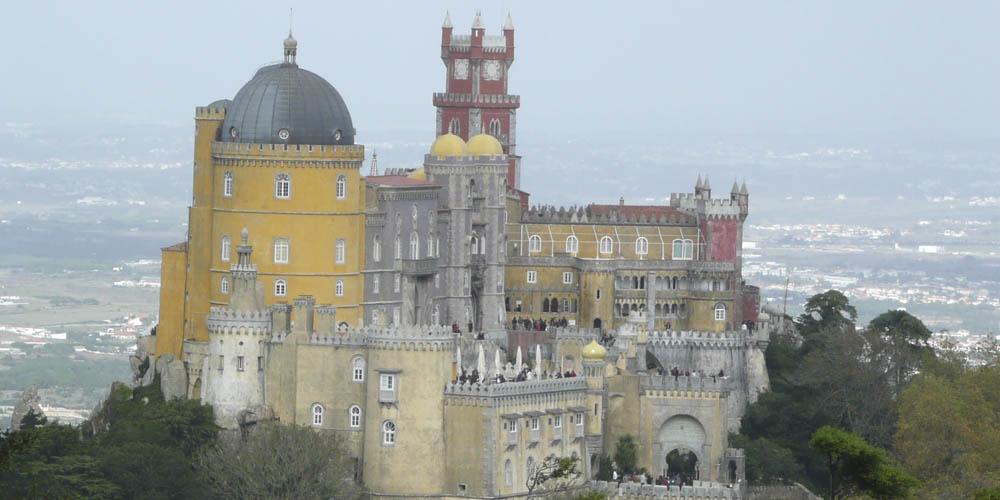 Qué ver en Lisboa - Palacio da Pena Sintra