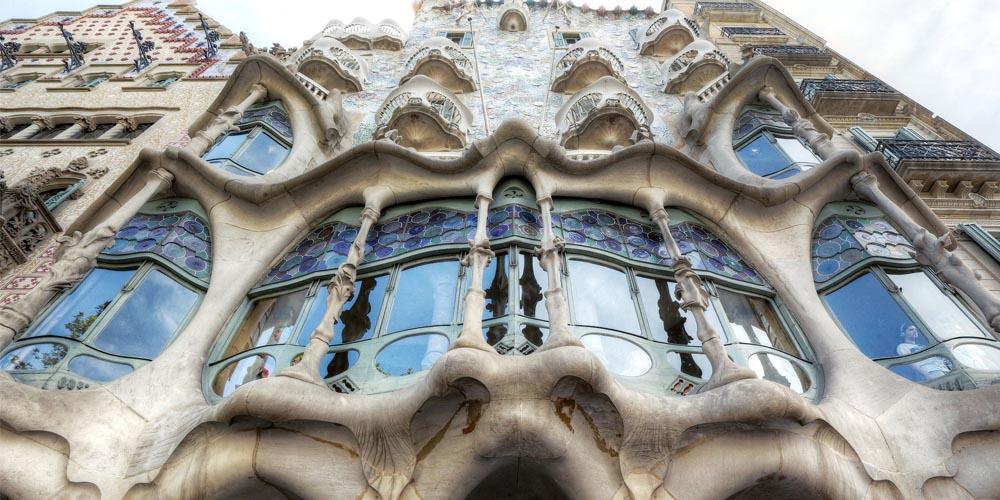 Qué ver en Barcelona - Casa Batlló