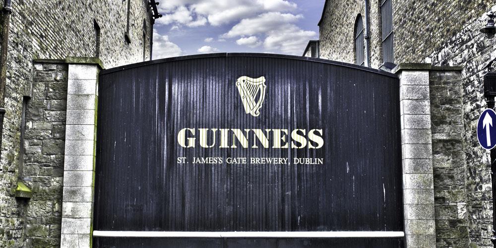 Fábrica Guinnes Dublín
