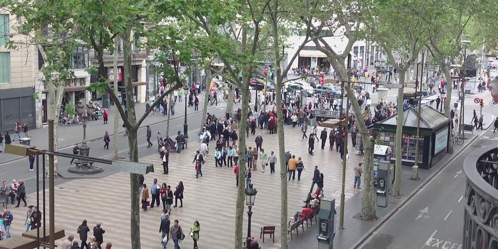 Qué ver en Barcelona - Las Ramblas
