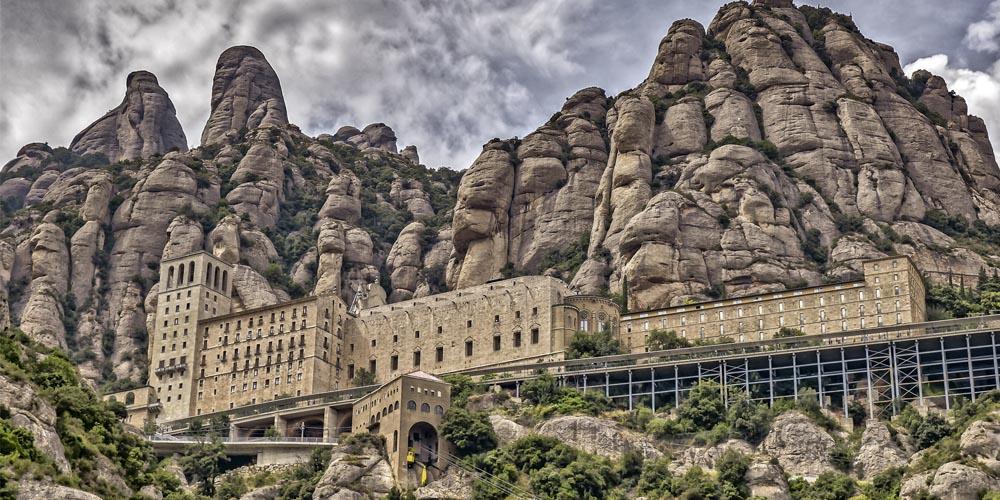 Monasterio Montserrat Barcelona