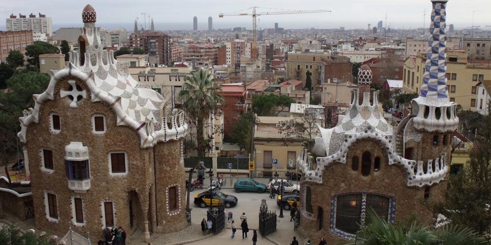 Qué ver en Barcelona - Parque Guell