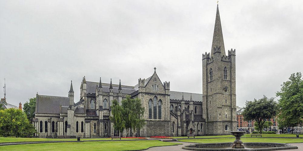 St Patricks Church Dublín