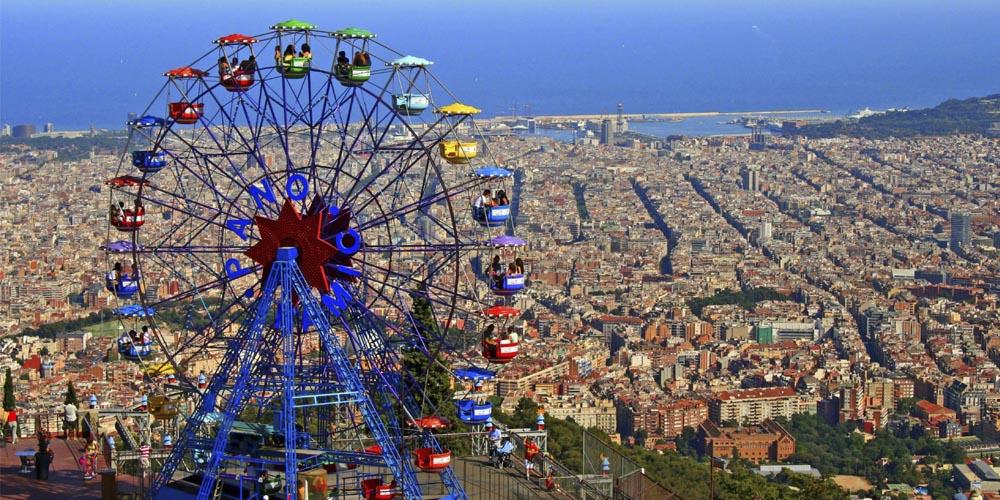 Qué ver en Barcelona - Tibidabo