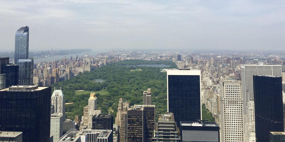 En tus cinco días no puedes olvidar visitar Central Park