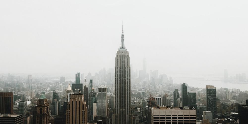 Skyline de Nueva York durante la escapada de 5 días