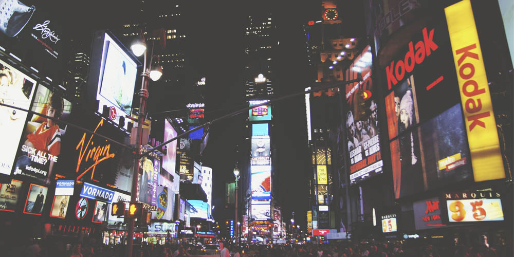 Nueva York en algo menos de una semana