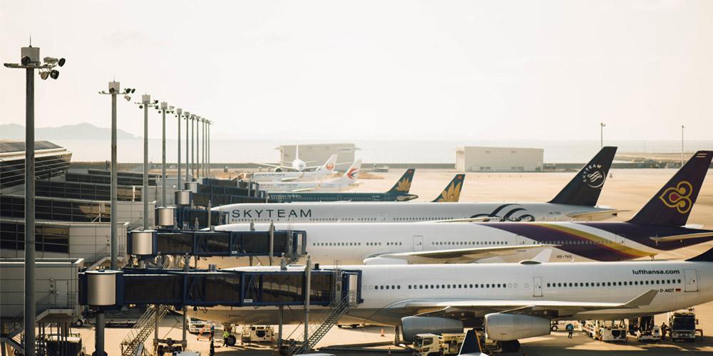 Aeropuerto Copenhague: dos opciones a la hora de volar