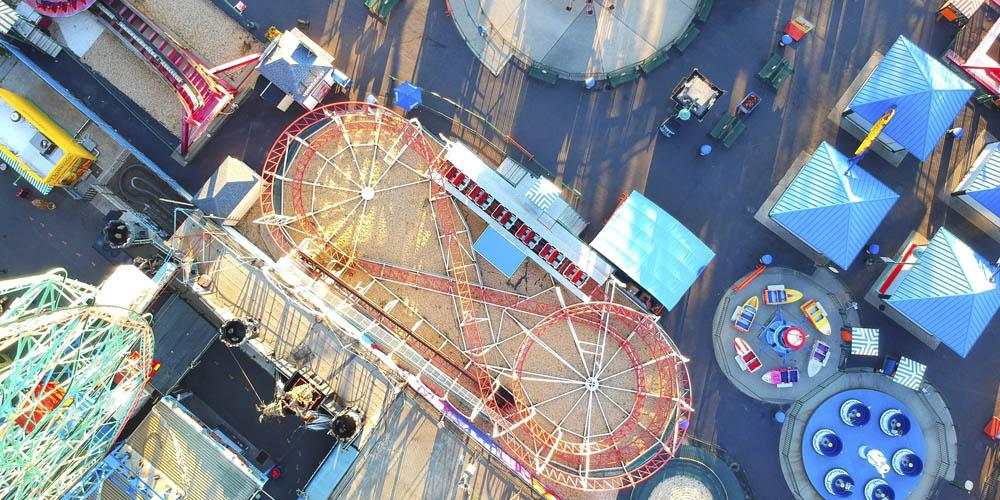 Parque de atracciones de Brooklyn Coney Island