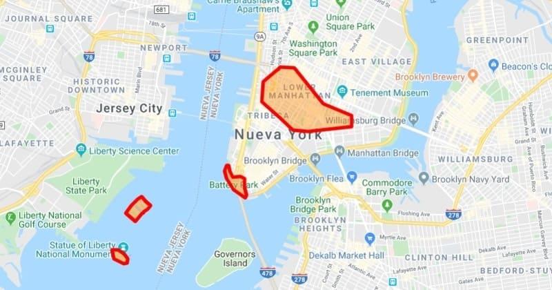 Qué ver y hacer en Nueva York en 5 días - Estatua de la Libertad y Barrios pintorescos de Manhattan