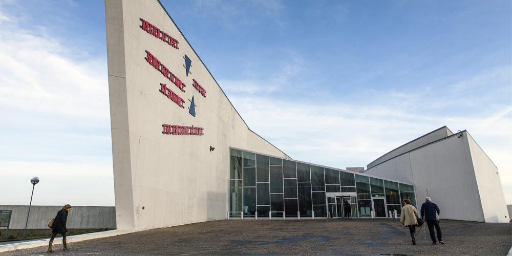 Qué ver en Copenhague: Museo Arken