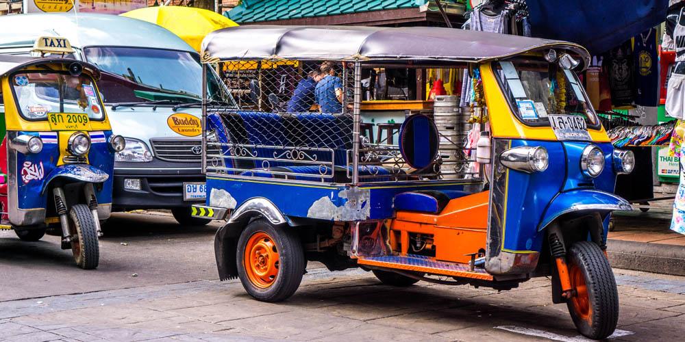 Qué ver en Bangkok: Khao San Road