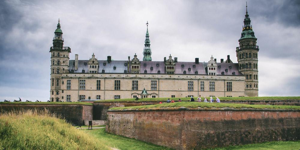 Qué ver en Copenhague: Castillo de Kronborg