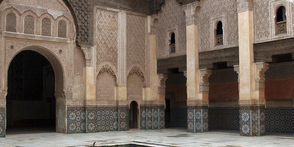 Qué ver en Marrakech: Madrasa Ben Youssef