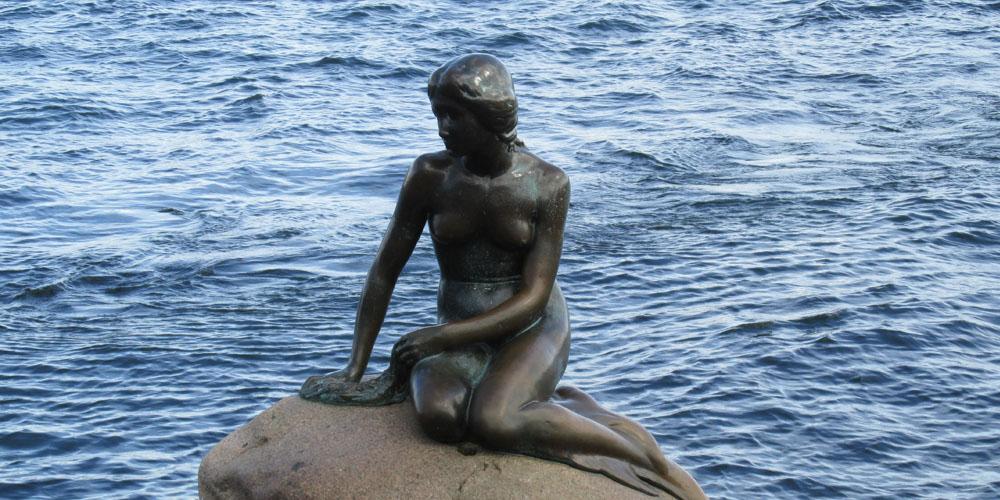 Qué ver en Copenhague: La sirenita