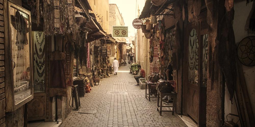 Qué ver en Marrakech: Medina (Zoco)