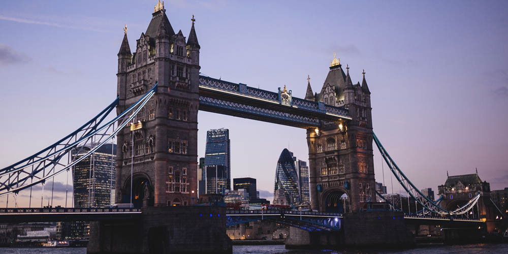 Dónde viajar este puente: Los 10 mejores destinos - Londres