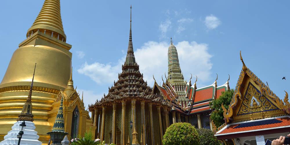 Qué ver en Bangkok: Palacio Real