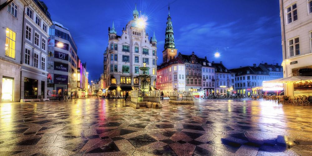 Qué ver en Copenhague: Zona de Stroget