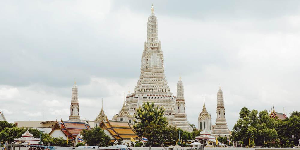 Qué ver en Bangkok: Templo del amanecer (Wat Arum)