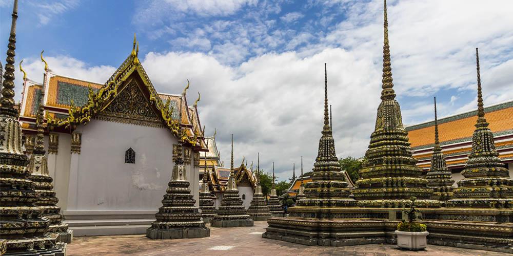 Qué ver en Bangkok: Templo del Buda reclinado (Wat Pho)