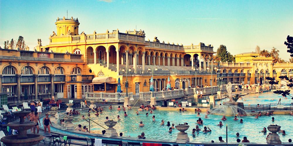 Qué ver en Budapest: Balnearios de Budapest