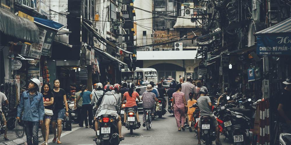 Qué ver en Hanoi: Barrio antiguo de Hanoi