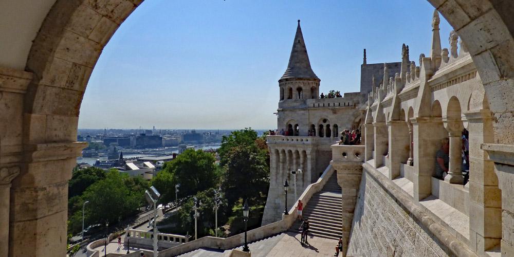 Qué ver en Budapest: El Bastión de los pescadores