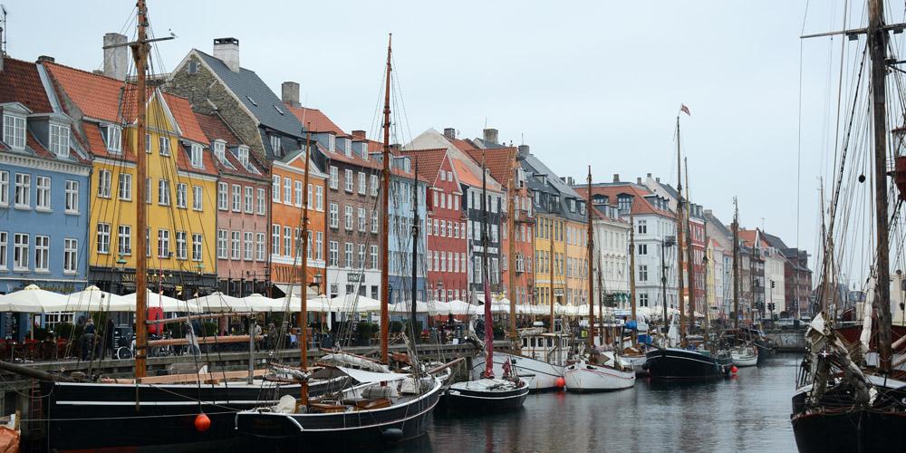 Qué ver en Copenhague: Crucero por los canales