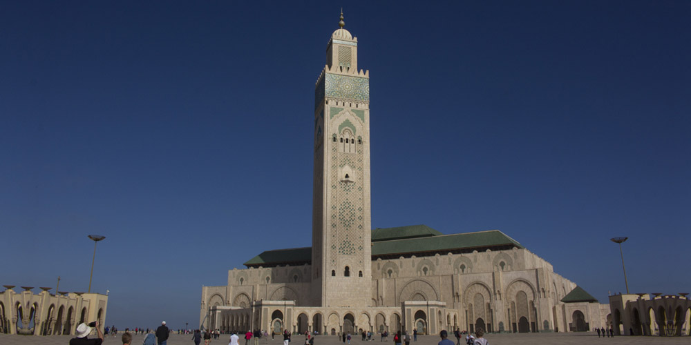 Qué ver en Marrakech: Mezquita Koutoubia
