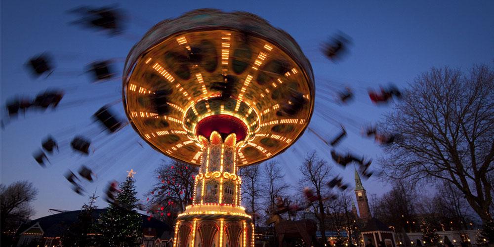 Qué ver en Copenhague: Los Jardínes Tivoli