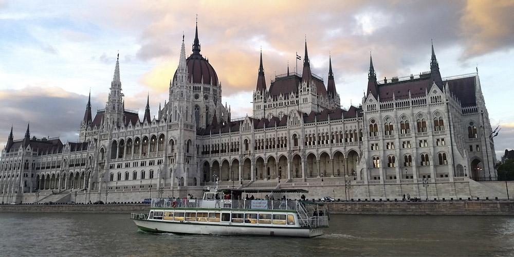 Qué ver en Budapest: El parlamento de Budapest