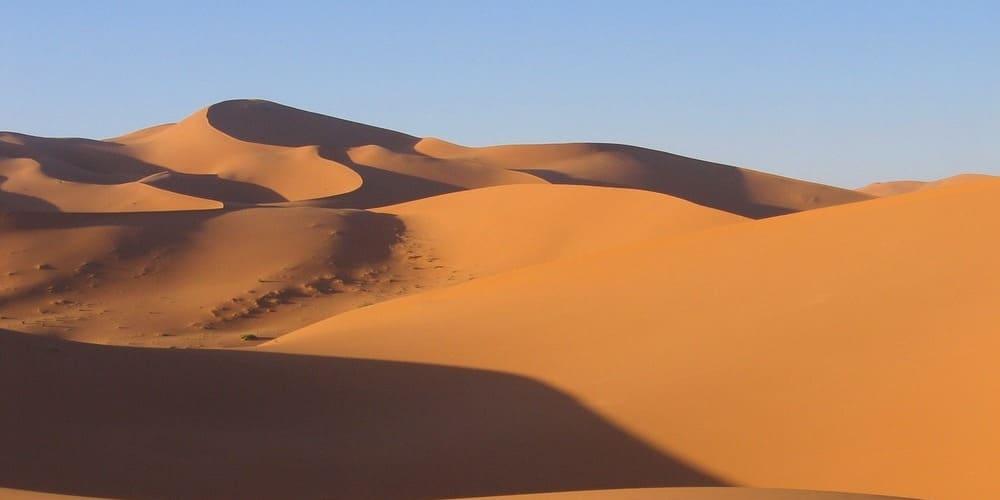 Excursión al desierto desde la Ciudad Roja