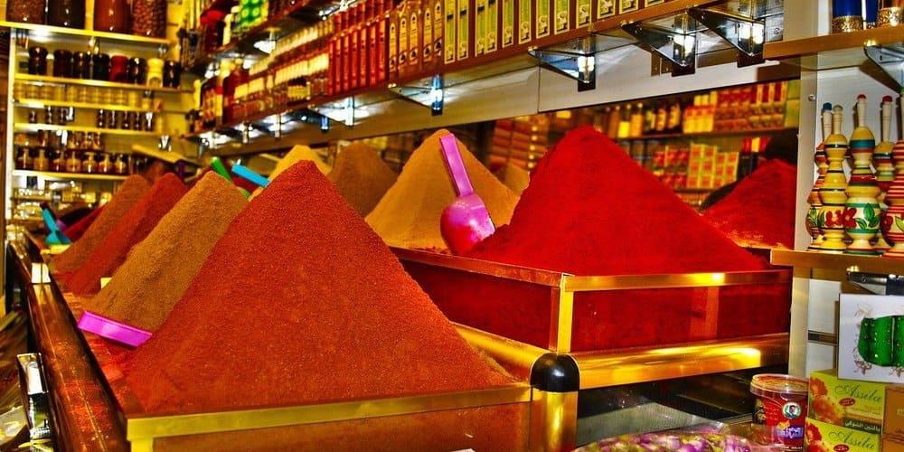 Qué hacer en La Medina - de compras por el zoco