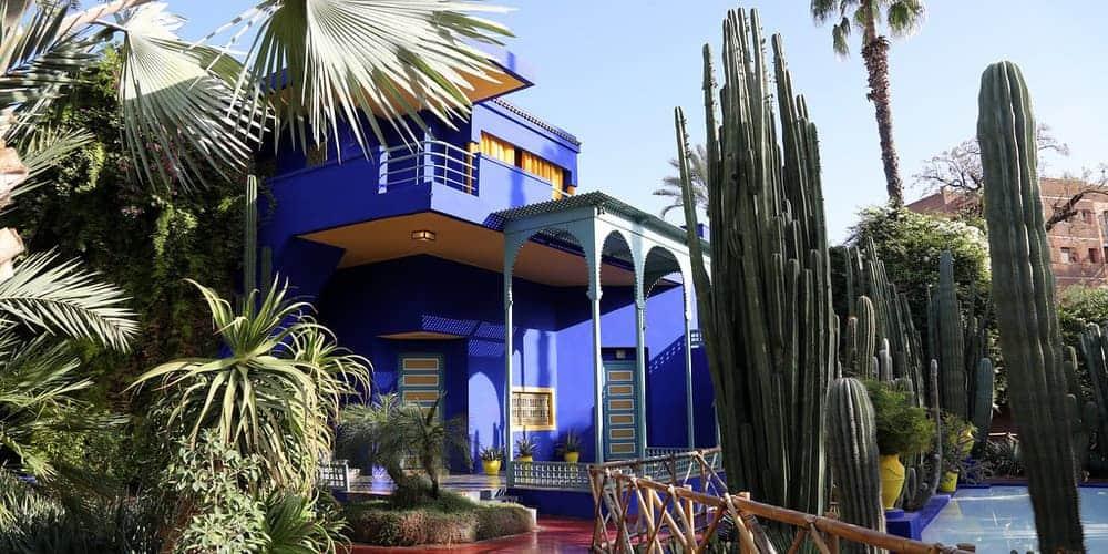 Qué ver en Marrakech - Los Jardines Majorelle