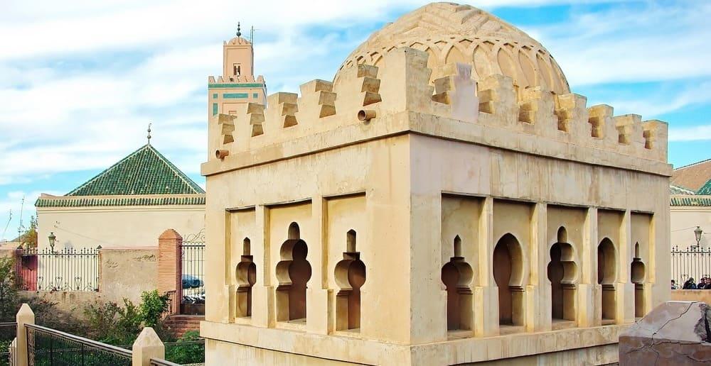 Qué visitar en Marrakech - las mezquitas