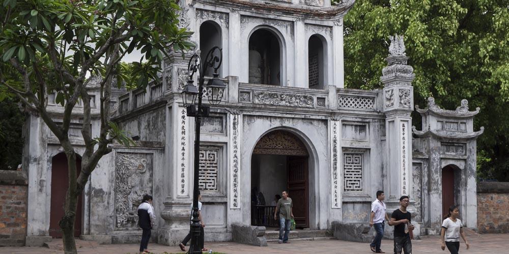 Qué ver en Hanoi: Templo de la literatura