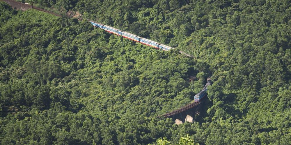 Viajar a Vietnam: Moverse en tren