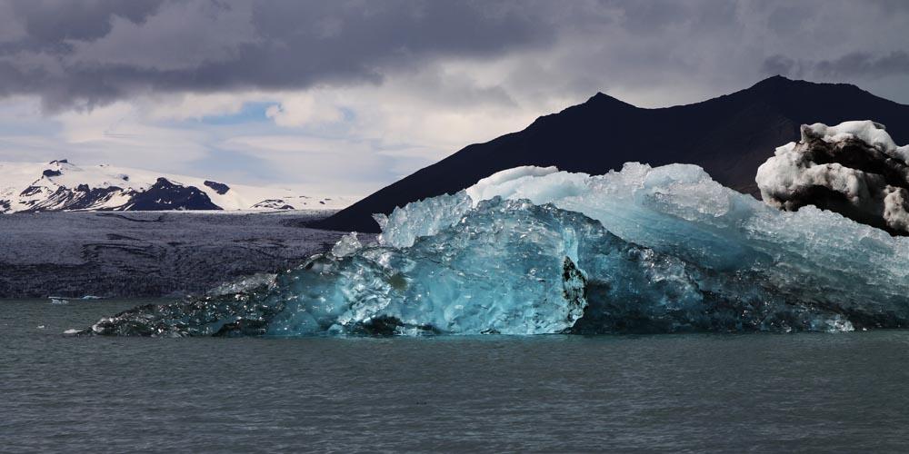 Viajar a Islandia: Laguna glaciar Jokulsarlon