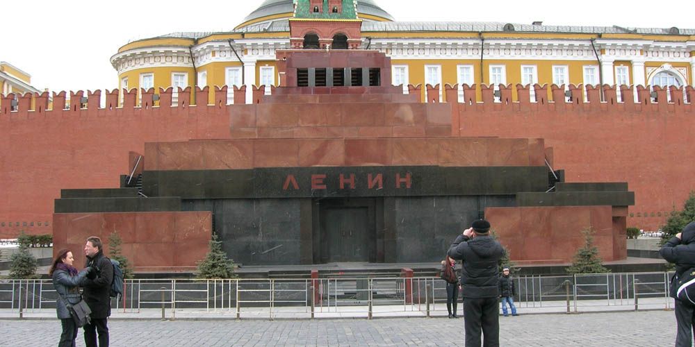 Qué ver en Moscú: Mausoleo de Lenin