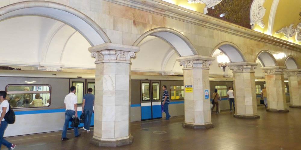 Qué ver en Moscú: Metro de Moscú