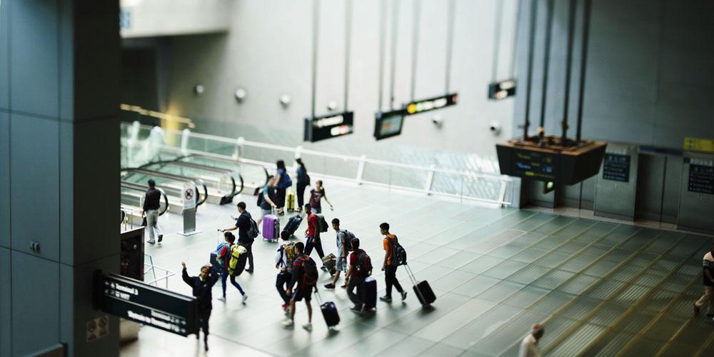 Viajar a Vietnam: Moverse en avión