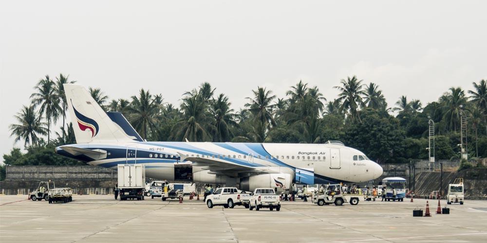 Viajar a Tailandia: Aeropuertos Bangkok