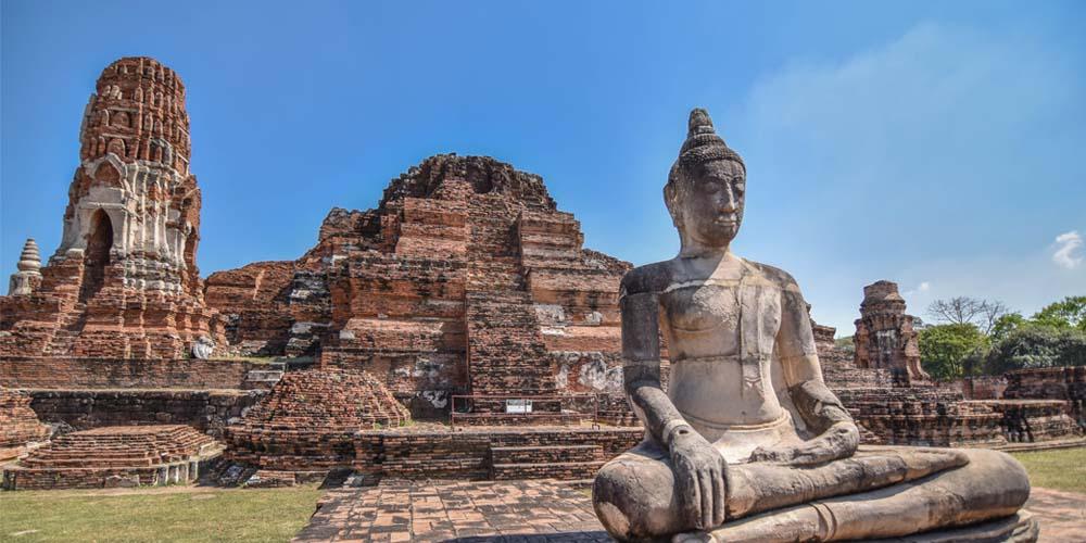 Viajar a Tailandia: Ayutthaya