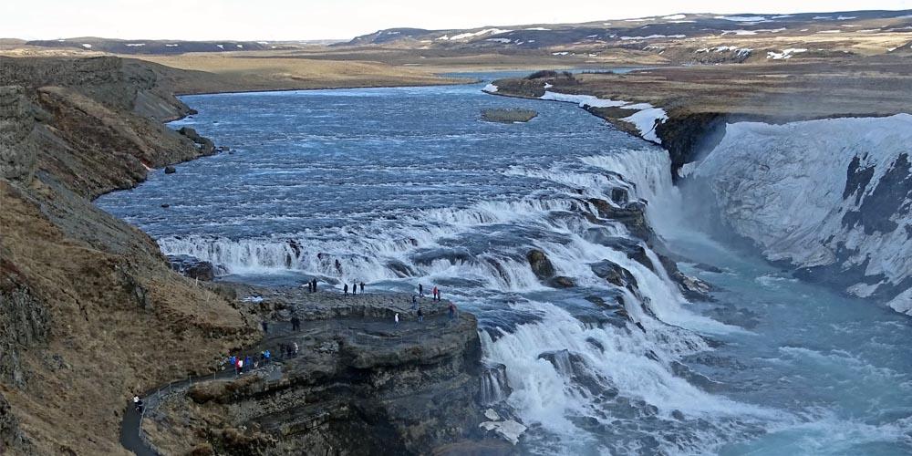 Viajar a Islandia: Círculo Dorado
