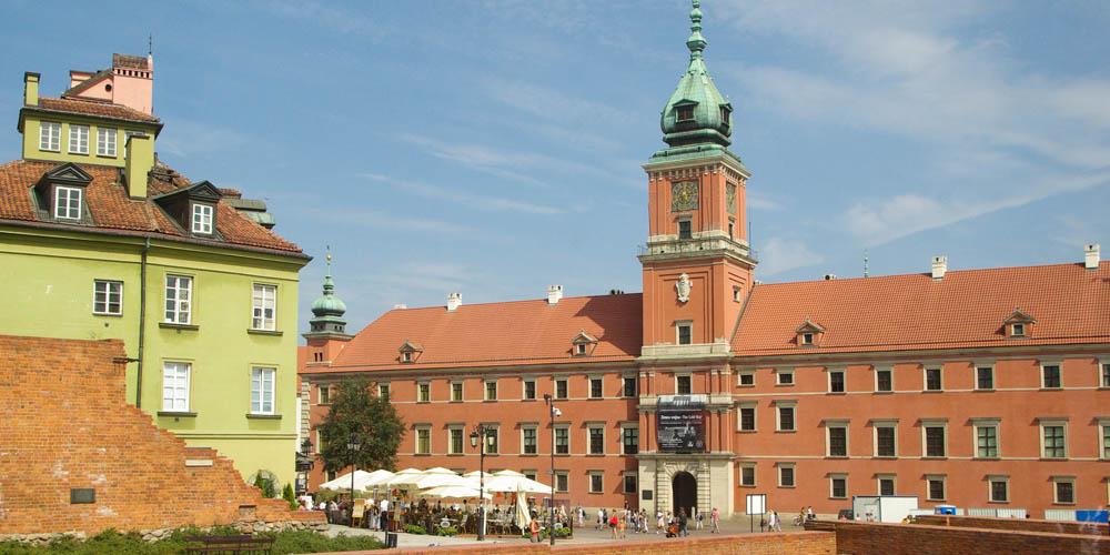 Qué ver en Varsovia: Castillo Real