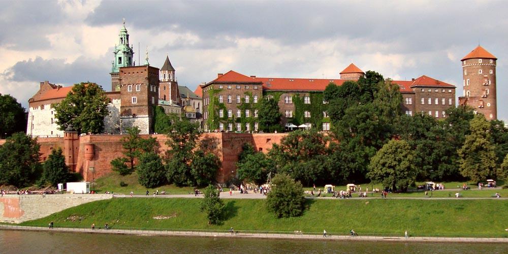 Qué ver en Cracovia: Castillo de Wawel